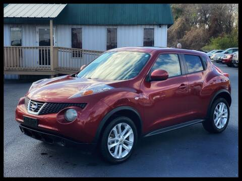 2012 Nissan JUKE for sale at ASTRO MOTORS in Houston TX
