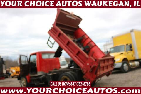1992 International 4900 for sale at Your Choice Autos - Waukegan in Waukegan IL