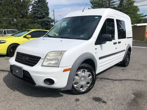2013 Ford Transit Connect for sale at Keystone Auto Center LLC in Allentown PA