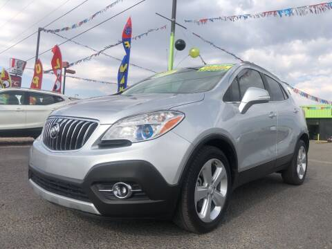 2015 Buick Encore for sale at 1st Quality Motors LLC in Gallup NM