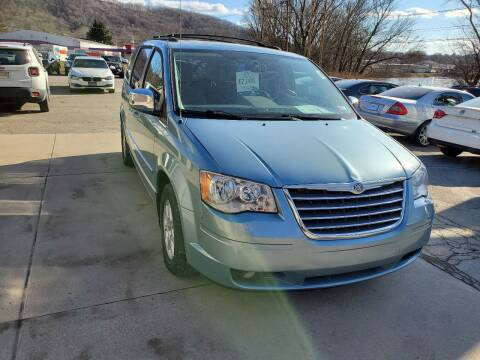2010 Chrysler Town and Country for sale at A - K Motors Inc. in Vandergrift PA