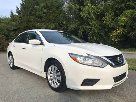 2016 Nissan Altima for sale at Pristine AutoPlex in Burlington NC