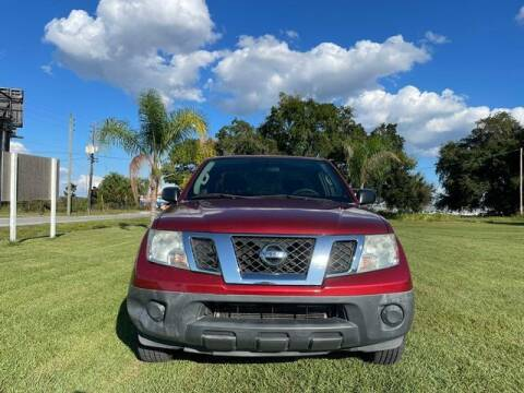 2015 Nissan Frontier for sale at AM Auto Sales in Orlando FL