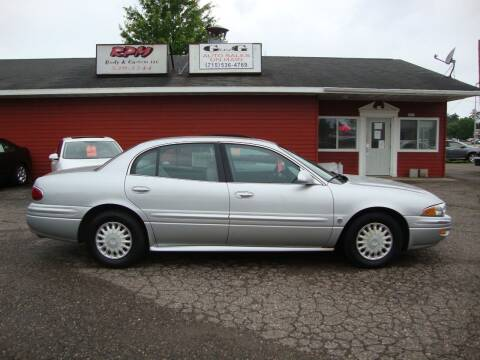 2003 Buick LeSabre for sale at G and G AUTO SALES in Merrill WI