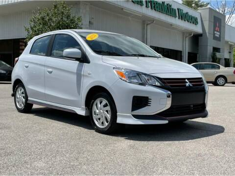 2021 Mitsubishi Mirage for sale at Ole Ben Franklin Motors Clinton Highway in Knoxville TN