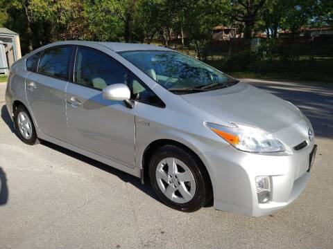 2011 Toyota Prius for sale at Thornhill Motor Company in Lake Worth TX
