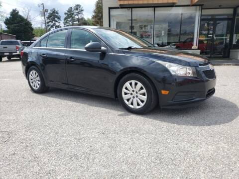 2011 Chevrolet Cruze for sale at Ron's Used Cars in Sumter SC
