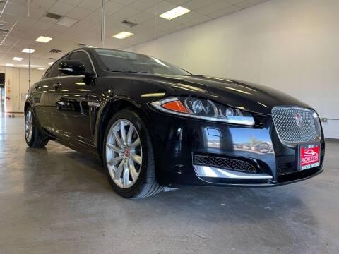 2014 Jaguar XF for sale at Boktor Motors in Las Vegas NV