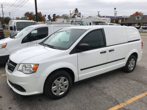 2014 RAM C/V for sale at ACE HARDWARE OF ELLSWORTH dba ACE EQUIPMENT in Canfield OH