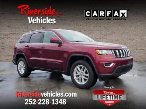2017 Jeep Grand Cherokee for sale at Riverside Mitsubishi(New Bern Auto Mart) in New Bern NC