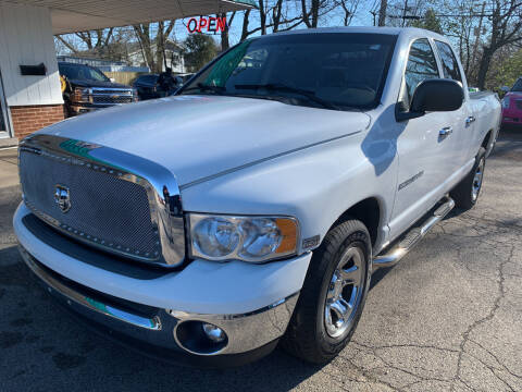 2004 Dodge Ram Pickup 1500 for sale at New Wheels in Glendale Heights IL