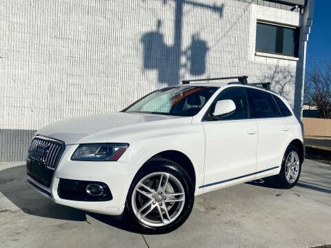 2014 Audi Q5 for sale at ALIC MOTORS in Boise ID
