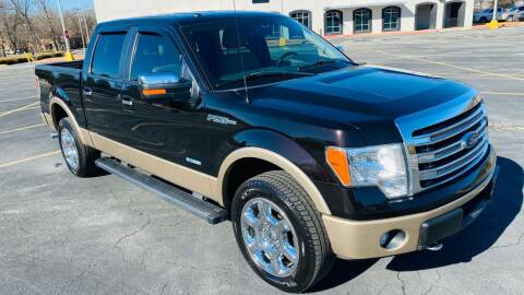 2014 Ford F-150 for sale at H & B Auto in Fayetteville AR