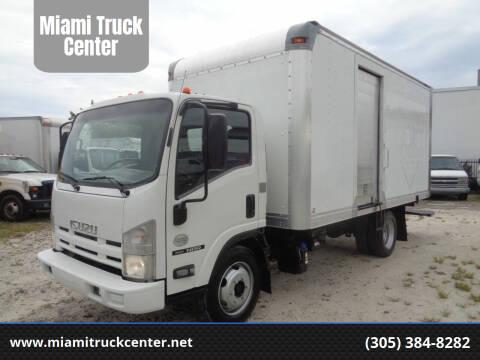 2015 Isuzu NRR for sale at Miami Truck Center in Hialeah FL