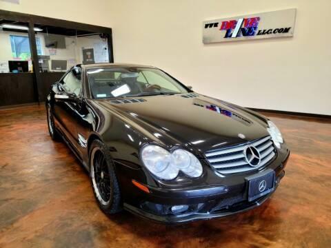 2005 Mercedes-Benz SL-Class for sale at Driveline LLC in Jacksonville FL