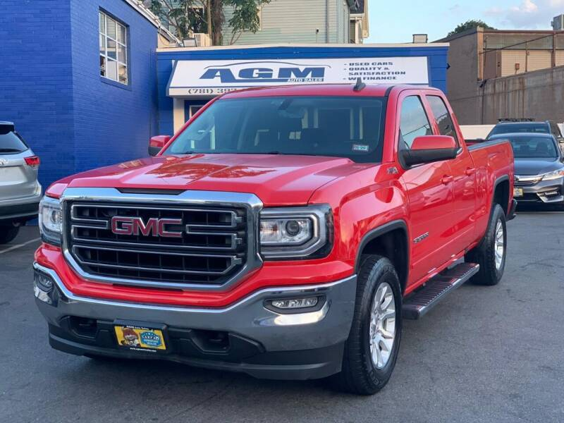 2016 GMC Sierra 1500 for sale at AGM AUTO SALES in Malden MA