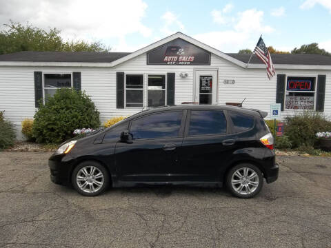 2009 Honda Fit for sale at R & L AUTO SALES in Mattawan MI