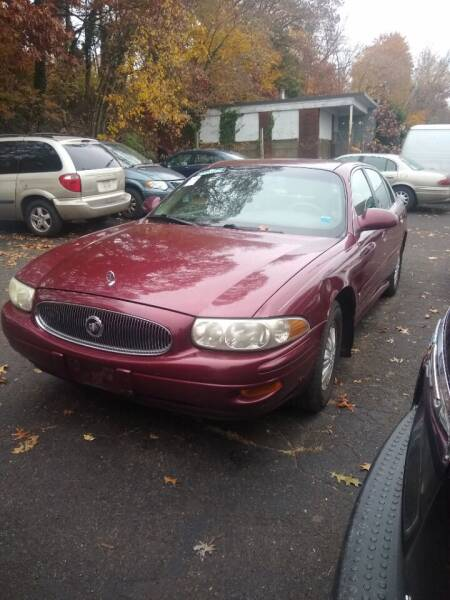 2002 Buick LeSabre for sale at Cheap Auto Rental llc in Wallingford CT