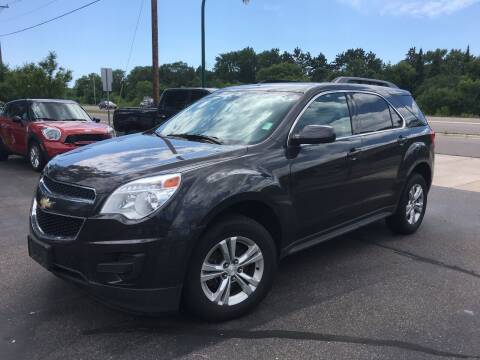 2014 Chevrolet Equinox for sale at Premier Motors LLC in Crystal MN