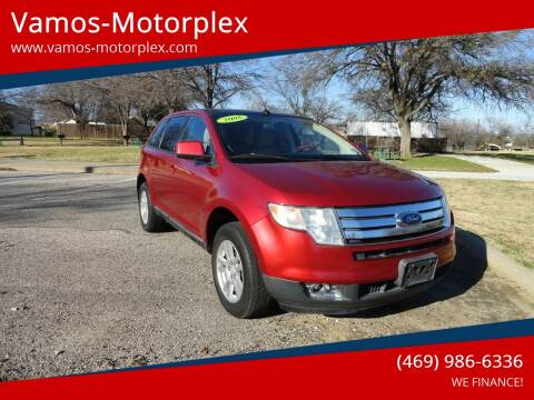2008 Ford Edge for sale at Vamos-Motorplex in Lewisville TX