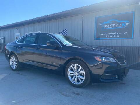 2017 Chevrolet Impala for sale at FAST LANE AUTOS in Spearfish SD
