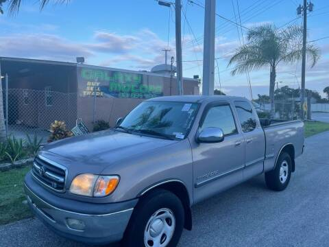 2002 Toyota Tundra for sale at Galaxy Motors Inc in Melbourne FL