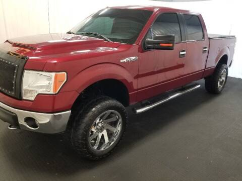 2013 Ford F-150 for sale at Rick's R & R Wholesale, LLC in Lancaster OH