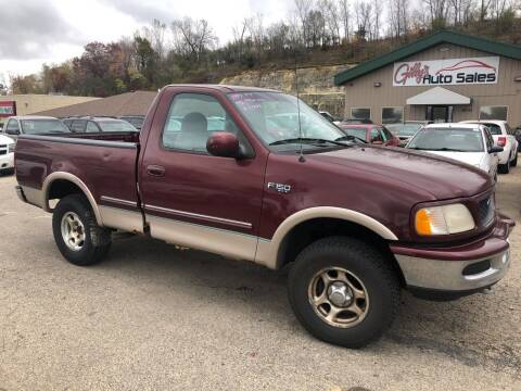 1997 Ford F-150 for sale at Gilly's Auto Sales in Rochester MN