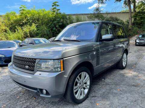 2011 Land Rover Range Rover for sale at Car Online in Roswell GA