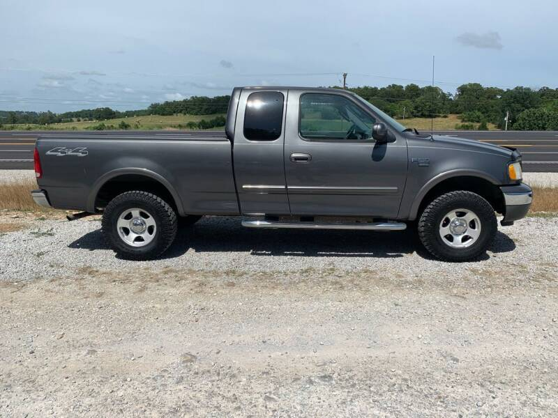2003 Ford F-150 for sale at Steve's Auto Sales in Harrison AR