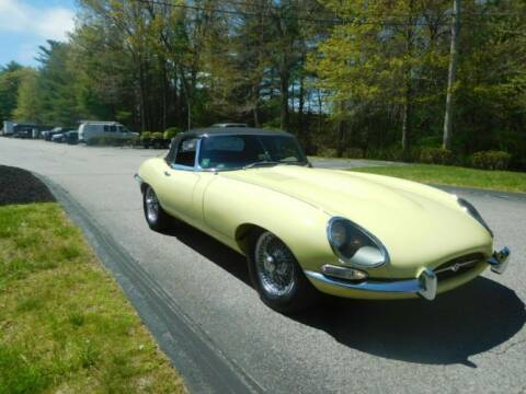 1962 Jaguar Series I for sale at Classic Car Deals in Cadillac MI