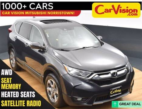 2019 Honda CR-V for sale at Car Vision Buying Center in Norristown PA