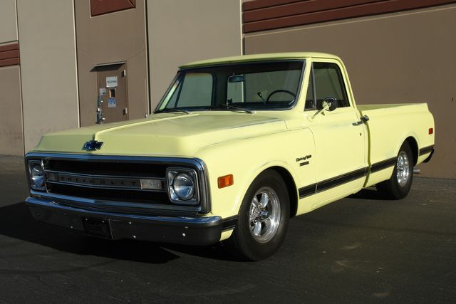 1970 Chevrolet C/K 10 Series 16