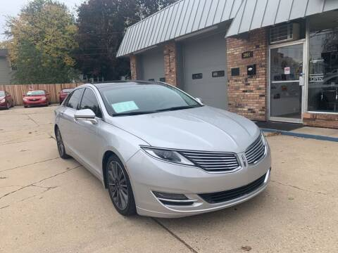 2014 Lincoln MKZ for sale at LOT 51 AUTO SALES in Madison WI