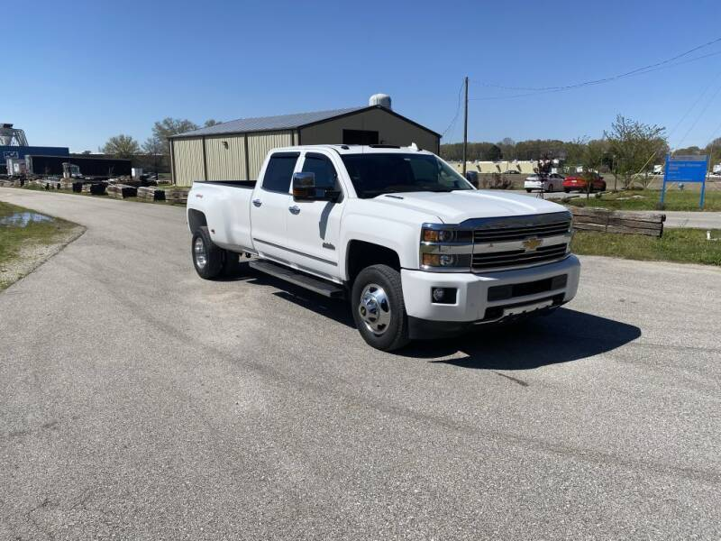 2015 Chevrolet Silverado 3500HD for sale at GKF Sales in Jackson TN