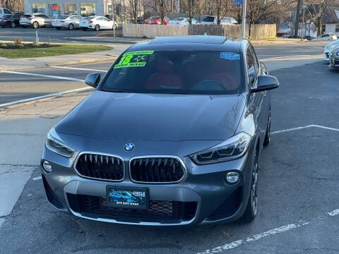2018 BMW X2 for sale at Circle Auto Sales in Revere MA