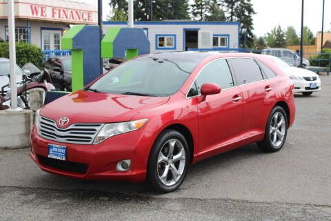 2010 Toyota Venza for sale at BAYSIDE AUTO SALES in Everett WA