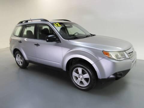 2012 Subaru Forester for sale at Salinausedcars.com in Salina KS