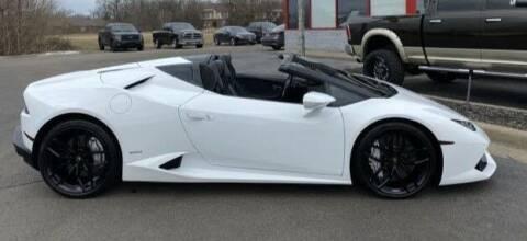 2017 Lamborghini Huracan for sale at JacksonvilleMotorMall.com in Jacksonville FL
