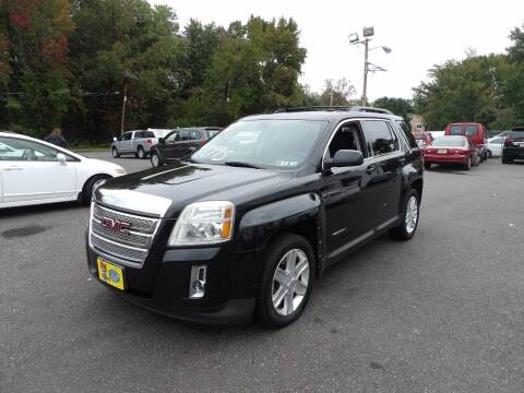 2011 GMC Terrain for sale at United Auto Land in Woodbury NJ