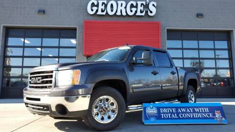 2011 GMC Sierra 1500 for sale at George's Used Cars - Pennsylvania & Allen in Brownstown MI