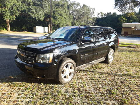2013 Chevrolet Suburban for sale at Royal Auto Trading in Tampa FL