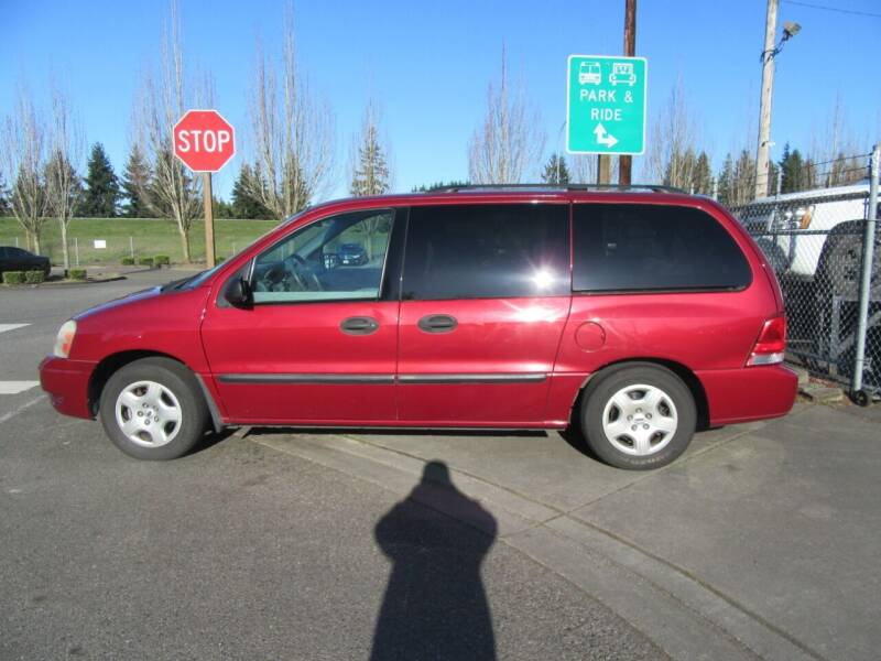 2004 Ford Freestar for sale at Car Link Auto Sales LLC in Marysville WA