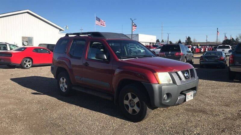 2006 Nissan Xterra for sale at WEINLE MOTORSPORTS in Cleves OH