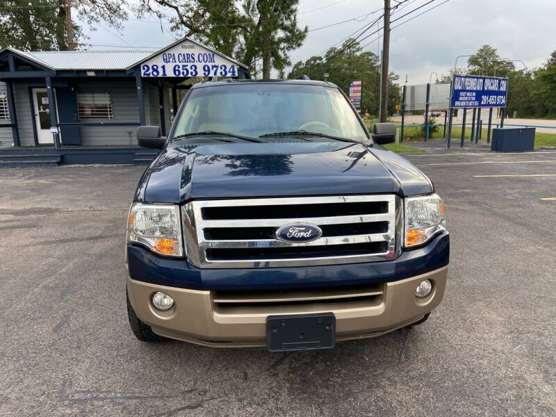 2014 Ford Expedition EL for sale at QUALITY PREOWNED AUTO in Houston TX