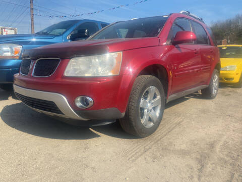 2006 Pontiac Torrent for sale at WINNERS CIRCLE AUTO EXCHANGE in Ashland KY