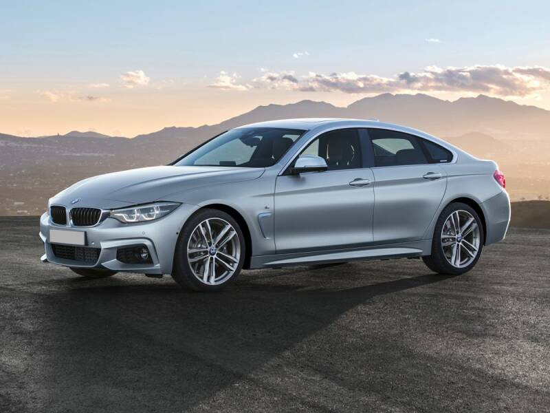 2019 BMW 4 Series for sale at BMW OF NEWPORT in Middletown RI
