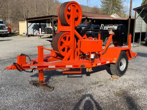 1997 Sherman Reilly BWT-1303 Bullwheel Tensioner for sale at Henderson Truck & Equipment Inc. in Harman WV