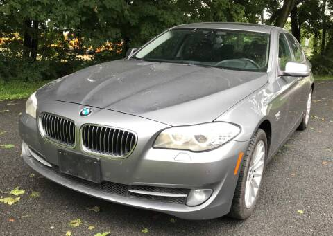 2012 BMW 5 Series for sale at LEB-MYER MOTORS in Lebanon PA