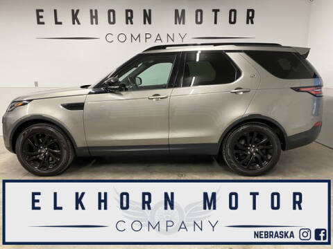 2017 Land Rover Discovery for sale at Elkhorn Motor Company in Waterloo NE